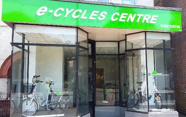 e-Bikes, Bournemouth, Dorset