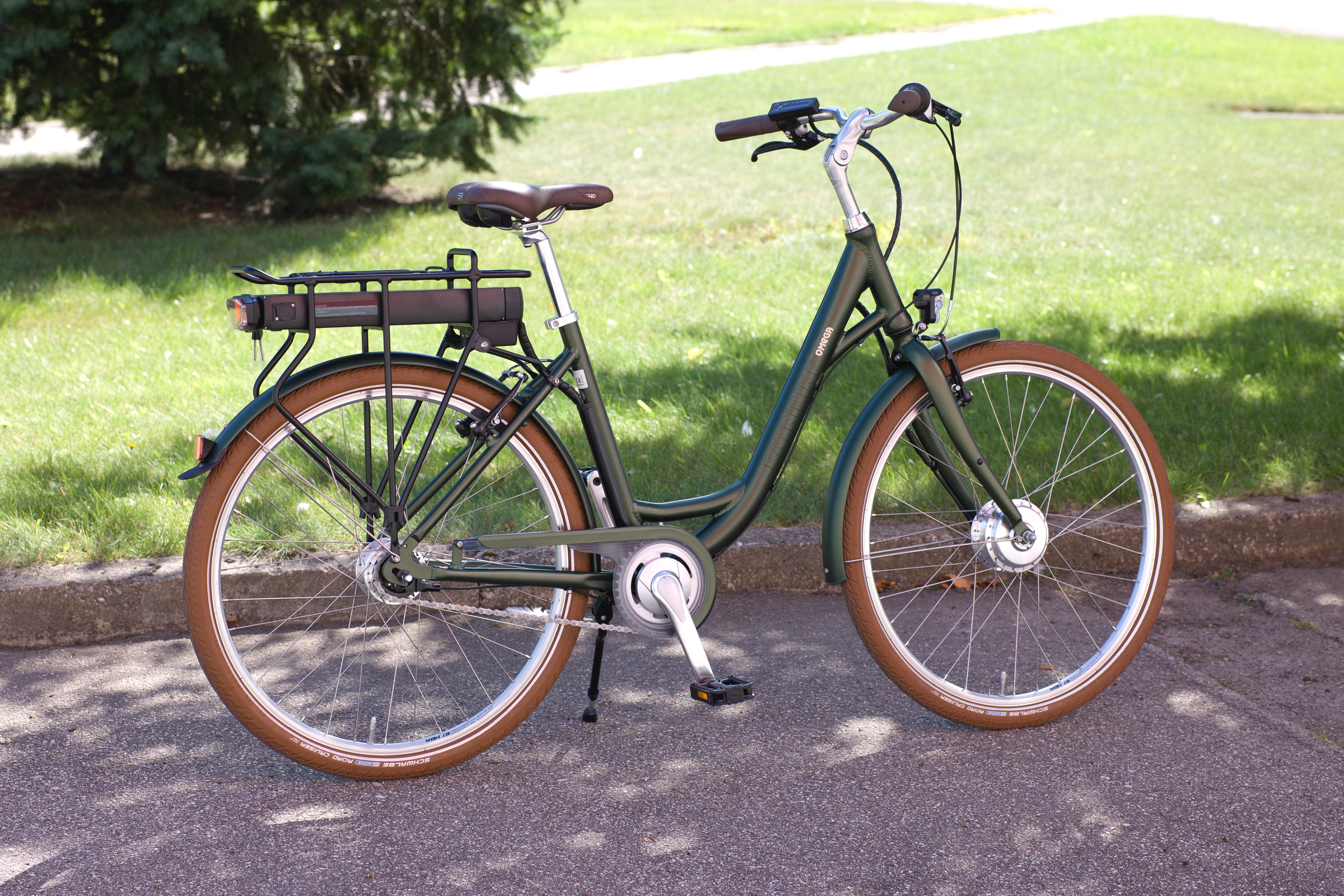 Omega electric bike