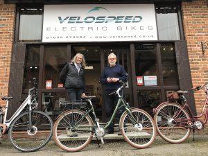 Electric bikes Newbury | Velospeed electric bikes