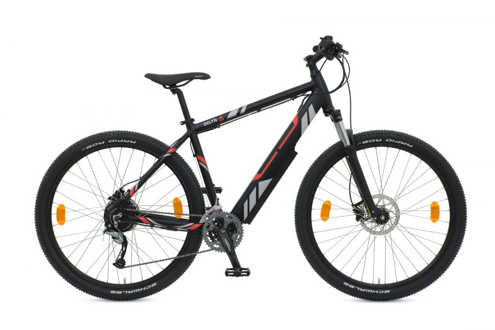 BATRIBIKE DELTA | Hidden battery MTB | High quality Shimano brakes and gears | Lightweight and confident off-road