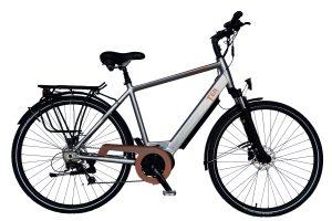 BATRIBIKE TEN-X | Crossbar style with Hidden Battery | High Torque Centre Motor | Limited Edition colour scheme