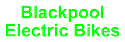 Blackpool Electric Bikes logo