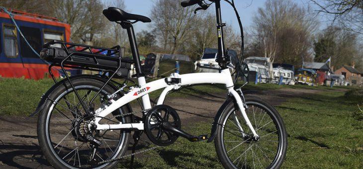 New Folding Bike Launched