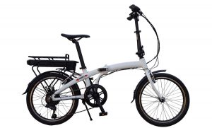 BATRIBIKE DART | Lightweight folding e-Bike| Unisex styling | Easy adjust handlebars