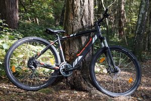 BATRIBIKE DELTA   Hidden battery MTB   High quality Shimano brakes and gears   Lightweight and confident off-road