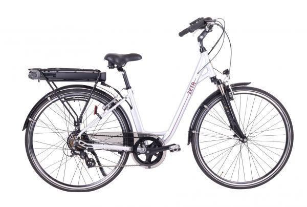 BATRIBIKE ZETA | Step-Through Electric Bike | Rear Hub Motor | Stylish City e-Bike
